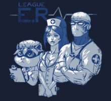 League E.R. by BlueLemon