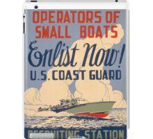 U.S. Coast Guard iPad Case/Skin
