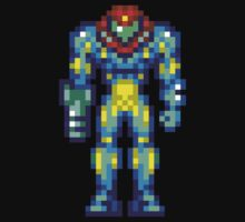 Metroid Fusion by vedard