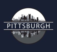 Pittsburgh Pennsylvania by FamilyT-Shirts