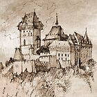 castle by Marianna Tankelevich