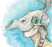 Bone Warrior by Lo Bones