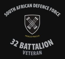 SADF 32 Battalion Veteran by civvies4vets