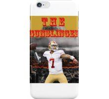 KAEP THE GUNSLINGER iPhone Case/Skin