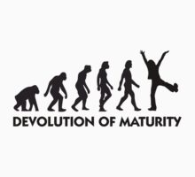 Evolution of Maturity by artpolitic