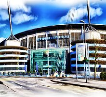 The Etihad Stadium by waylander99uk