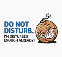 Do Not Disturb by artpolitic