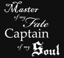 Master & Captain tshirt by INFIDEL