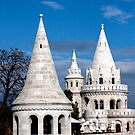 Fisherman's Bastion by phil decocco