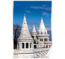 Fisherman's Bastion Poster