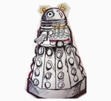 Dalek Birthday by debzandbex