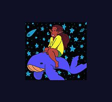 Space Whale Rider by SurrealistDream