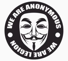 We Are Anonymous by spookydooky