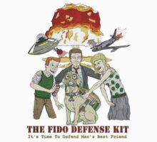 The Fido Defense Kit by Blaine Turley