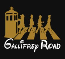 Doctor Who Gallifrey Road by NJPrams