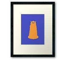 Di Gurren Dalek Framed Print