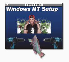 NT WORKSTATION 3.5 IN THE CUT THAT'S A SCARY SITE by Dylan Moore