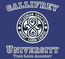 Gallifrey University by NJPrams