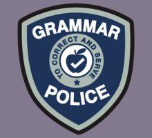 Grammar Police by DetourShirts