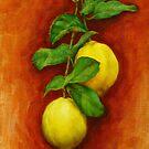Lemons by Margaret Stockdale