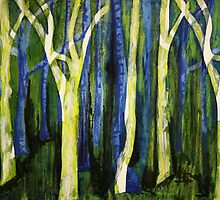 Woodlands by Kay Clark