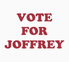 Vote for Joffrey by JamesShannon