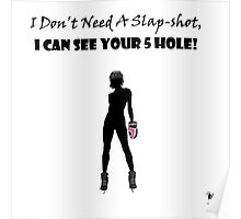 Five Hole Poster