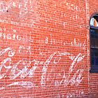 Salem, MA: Vintage Painted Coke Ad by ACImaging