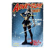 Adventure Stories The Dream Warriors of the Asylum Photographic Print