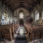 Hawstead Church Suffolk by ArthakkerHDR