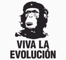Viva la evolucion by RobertKShaw