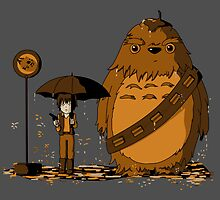 My Neighbour Chewie by katstark