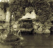 Dream Garden  by DavidCucalon