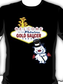 Fabulous Gold Saucer Revision T-Shirt