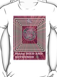 many retruned T-Shirt