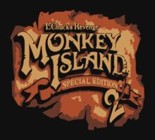 Monkey Island 2 special Edition by CrazyBCorp