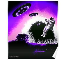 SAVING OUR LOST ASTRONAUT Poster