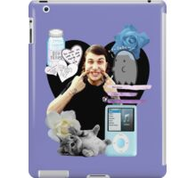 Frank Iero I don't understand where'd you go? iPad Case/Skin