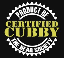 Certified Cubby by TheBearSociety