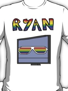 Ryan from On The Radio T-Shirt