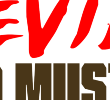 The Liver is Evil Sticker