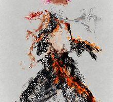 Natsu Grunge by epyongart