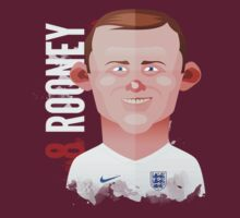 Wayne Rooney by alexsantalo