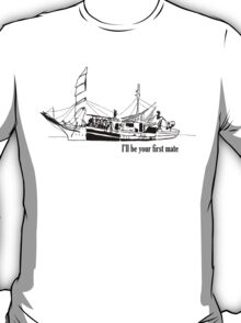 The Many Faces of Boating T-Shirt