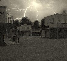 Wild West Storm by KeepsakesPhotography Michael Rowley