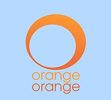 Orange Orange by trevorbrayall