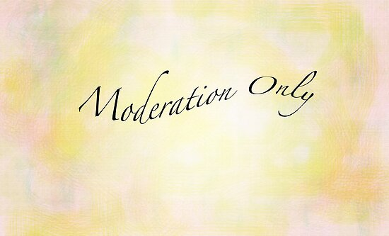 Moderation Only by Yannik Hay