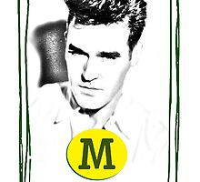 Morrissey - The BIG M by JoelCortez