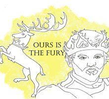 Renly Baratheon by Little-Creator