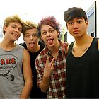 5sos by cheekytrio